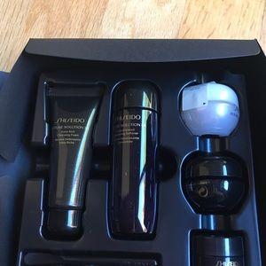 Shiseido travel size set